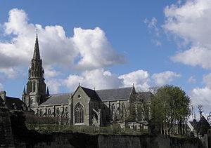 Quintin - Quintin Basilica