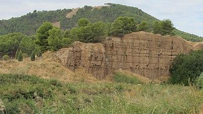 Río Henares (RPS 21-09-2013) Alcalá de Henares, cerro del Viso.jpg