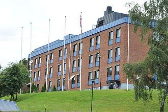 Røyken Municipality - Image: Røyken videregående steinerskole 2011 08 10 J. P. Fagerback