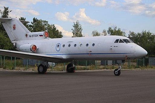 RA-87334 Yakolev Yak.40 (7985127816)