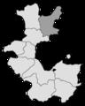 RB Minden 1832-1878 Kreiseinteilung Minden.png