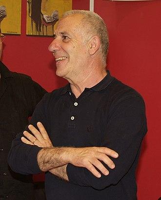 Renato Curcio - Renato Curcio in 2008