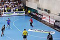 RO BZ Ivancsik Stanescu 7m throw.jpg