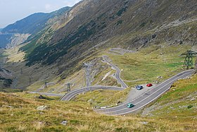 RO B Transfagarasan view towards the north from Balea Lake 2.jpg