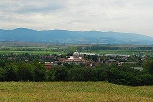 Grădinari, Caraș-Severin - Image: RO CS Gradinari panoramic view