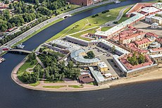 RUS-2016-Aerial-SPB-Peter and Paul Fortress 03 (partial).jpg