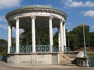 Roger Williams Park - Image: RW Park Bandstand
