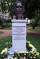Rabindranath Tagore monument in Gordon Square.jpg