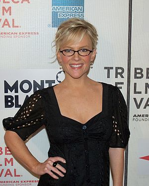 Rachael Harris - Harris at the April 2007 Tribeca Film Festival.