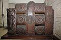 Railing - 2nd Century BCE - Red Sand Stone - Bharhut Stupa - Madhya Pradesh - Indian Museum - Kolkata 2012-11-16 1852.JPG