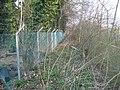 Railway fence - Reading line - geograph.org.uk - 1215473.jpg