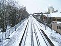Railway through Teddington - geograph.org.uk - 337118.jpg