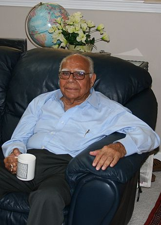 Minister of Law and Justice - Image: Ram Jethmalani