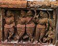 Rameswar Temple - Kalna - Terracotta Panel - Front Left Pillar - 7.jpg