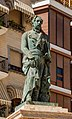 Ramon Narvaez y Campos statue Loja-.jpg