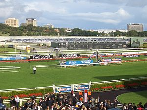 Randwick Racecourse - Randwick Racecourse on Derby Day 2007