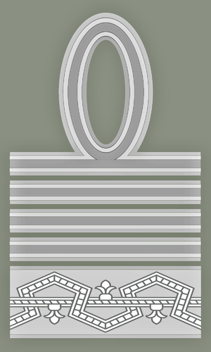 Marshal of Italy - Marshal of Italy sleeve rank insignia (1933-1945).