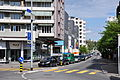 Rapperswil - Zentrum (City-Haus) - Neue Jonastrasse - Rathausstrasse 2010-08-29 15-56-56.JPG