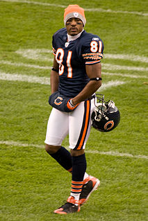 Rashied Davis American football wide receiver