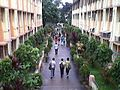 Rastraguru Surendranath college inner view Barrackpore science 2011.jpg
