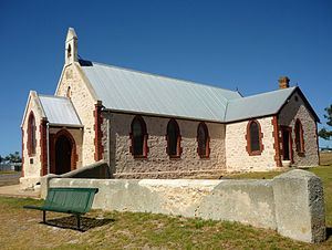 Raukkan, South Australia - Raukkan Church, 2015