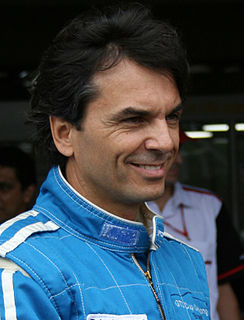 Raul Boesel Brazilian racecar driver