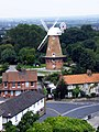 Rayleigh Windmill taken from the Holy Trinity Church Tower - geograph.org.uk - 969126.jpg