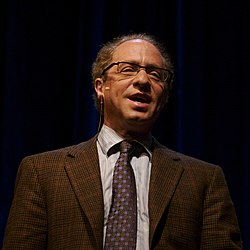 Raymond Kurzweil at Stanford University in 2006