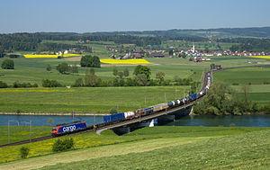 Aargauische Südbahn