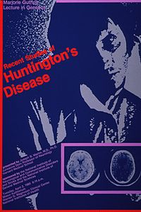 200px recent studies of huntington%27s disease marjorie guthrie lecture in genetics