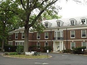 Reconstructionist Rabbinical College - Ziegleman Hall, the RRC's main building