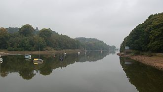 Rudyard Lake - Image: Reflectionrudyard