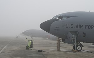 Al Udeid Air Base - Al Udeid Air Base in 2017