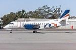 Regional Express (VH-ZJS) Saab 340B taxiing at Wagga Wagga (4).jpg