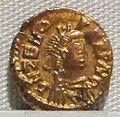 Regno dei goti, odoacre, emissione aurea a nnome di zenone, 474-491.JPG