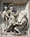 Relief Agrippa fontana di Trevi Roma.jpg