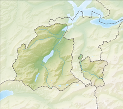 Alpnach is located in Canton of Obwalden