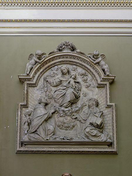 File:Relieve de la Capilla de Nuestra Señora del Rosario (Sevilla).jpg