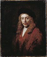 Rembrandt Harmensz van Rijn - A Young man, perhaps the Artist's Son Titus - Google Art Project.jpg