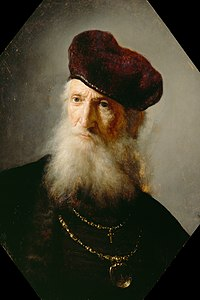 Rembrandt Harmensz van Rijn - Bust of a Bearded Old Man - 42.151 - Detroit Institute of Arts.jpg