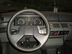 Renault Clio RT 1.8 Dashboard.JPG
