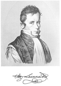 Rene Laennec Penemu Stetoskop Pertama Didunia [ www.BlogApaAja.com ]