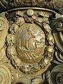 Représentation de la ville de Paris, Pont Alexandre III, Paris 2011.jpg