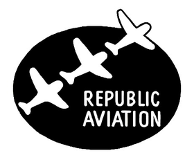 logo de Republic Aviation Company