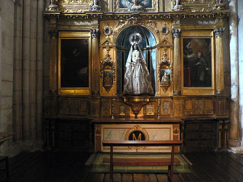 Retablo de la capilla del Buen Suceso (Monasterio de las Huelgas de Burgos).jpg