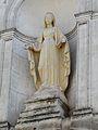 Ribérac institution Notre-Dame statue.JPG