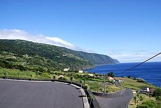 Ribeira Seca (Calheta) Civil parish in Azores, Portugal