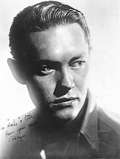 Richard Cromwell (actor) American stage actor