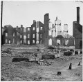 Richmond, Virginia. Ruined buildings in the burnt district LOC cwpb.02664.tif