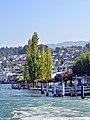 Richterswil - Schifflände - Zürichsee - ZSG Panta 2014-09-23 16-14-23.JPG